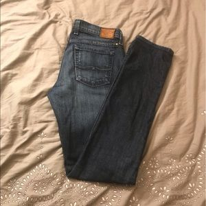 """Lucky Brand """"Sweet'n Straight"""" Jeans"""